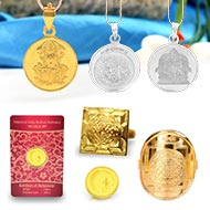 Gold and Silver Products