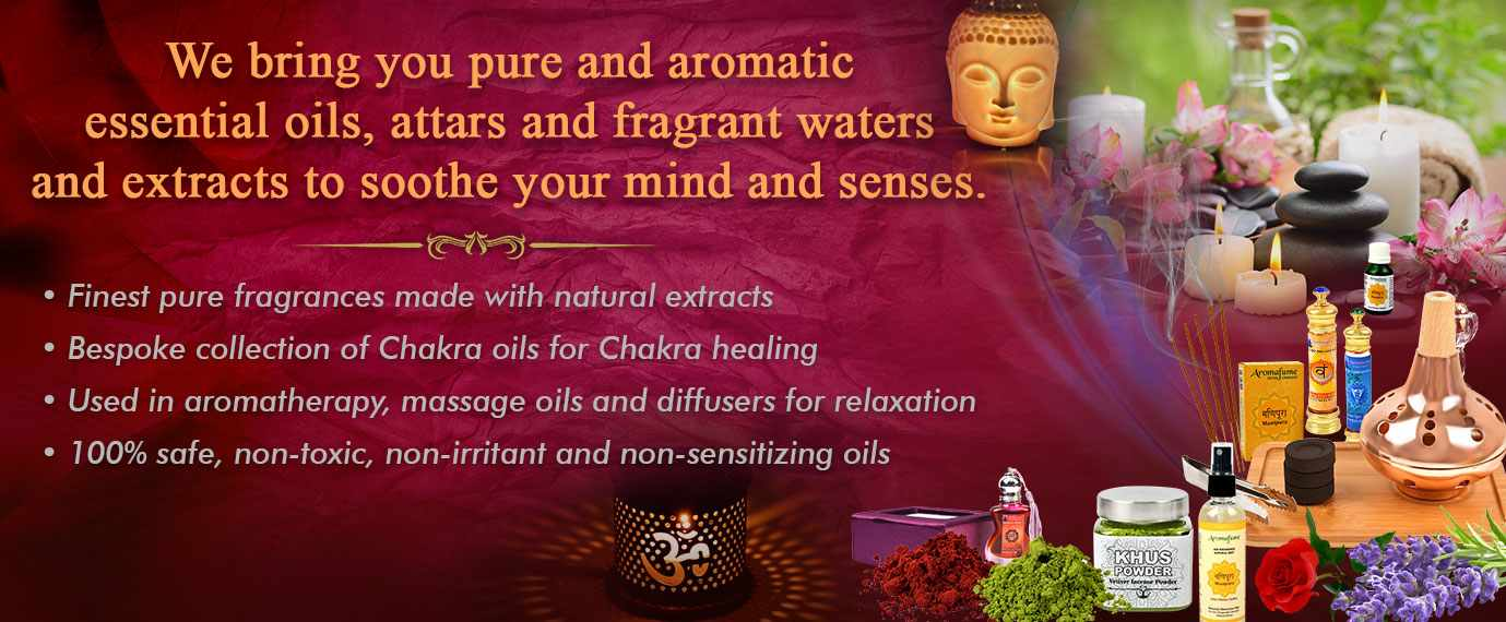 Oil and Attar