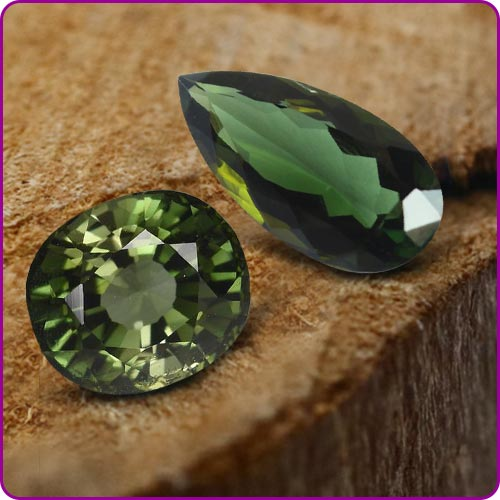 About: Green Tourmaline, Benefits and Properties