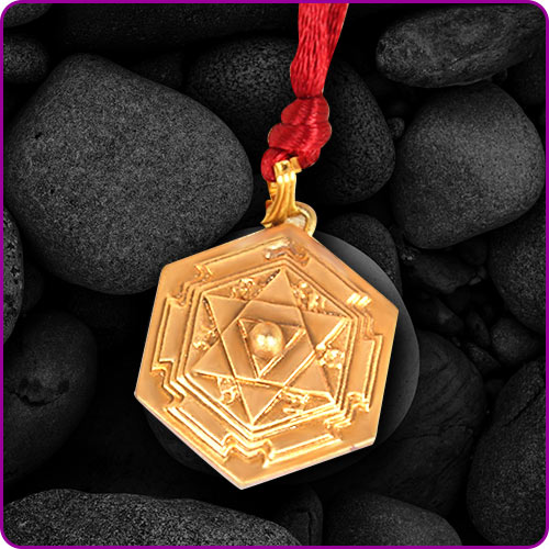 Are there any prohibitions when wearing the Yantra Pendants