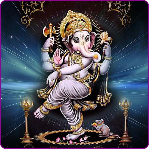 Articles for Ganesh Puja