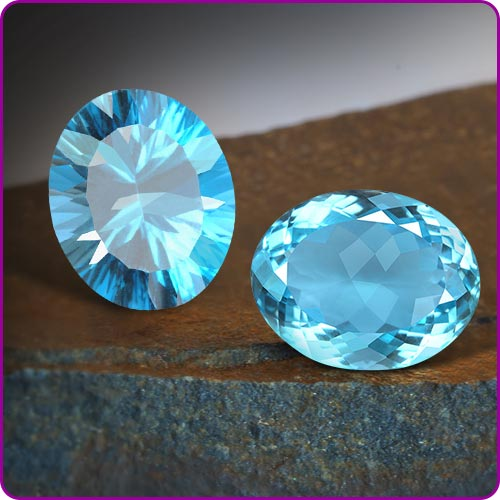 Blue Topaz Gemstone Meaning, Benefits, Uses & Healing Properties