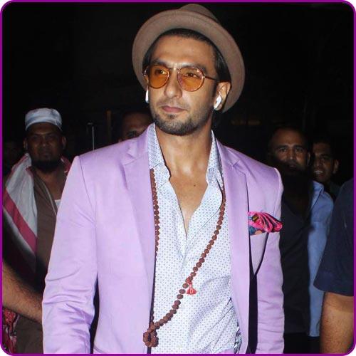Celebrities wearing Rudraksha