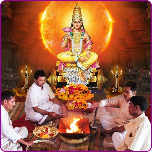 Chakshumati Puja For Eyesight