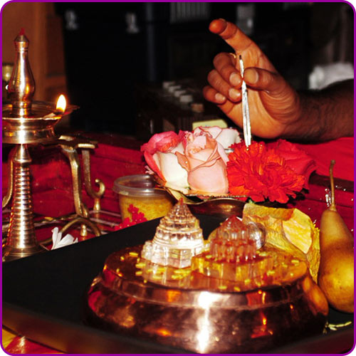 Daily Puja of Yantras