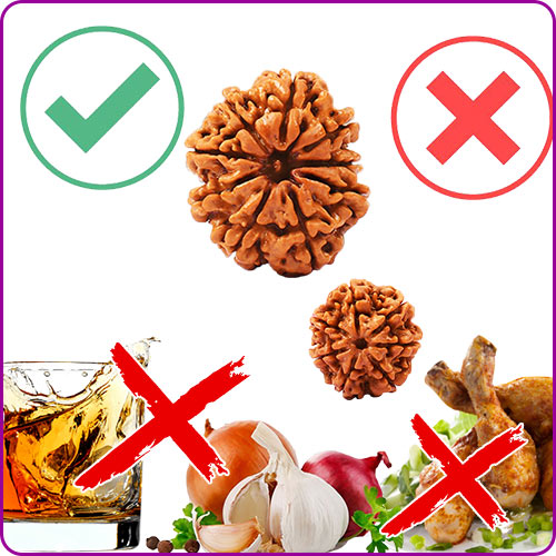Dos and Donts of wearing Rudraksha