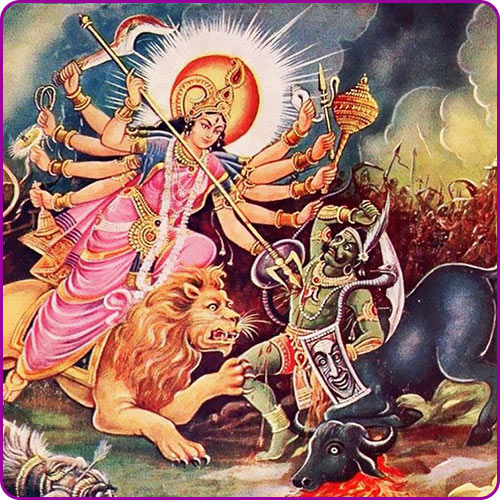 Durga Saptashati For Chandi Patha:  Glory of Goddess Durga