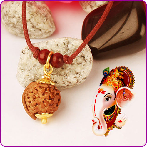 Ganesh Rudraksha: Benefits, Powers and Significance