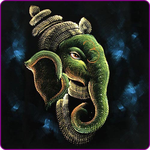 Ganesha The Elephant God