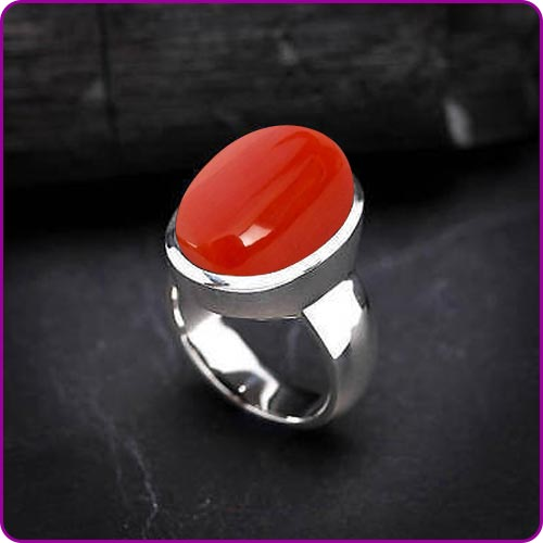 Gem Ring Making Option in Gold/Silver (Women)