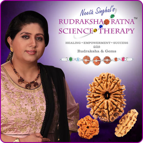 Get Rudraksha Recommendation from Neeta Singhal