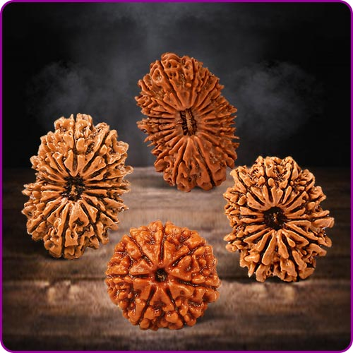 How do the rudraksha beads work