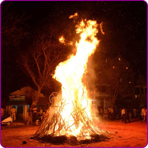 Holi Festival: Holika Dahan is on 28th March 2021