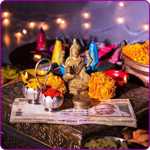 How to do Laxmi Puja