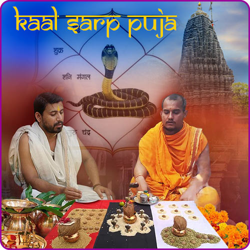 Kaal Sarp Puja at Trimbakeshwar