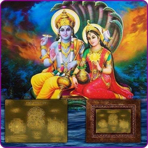 Laxmi Narayan Yantra and its benefits