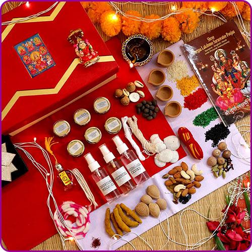 Laxmi Puja Samagri