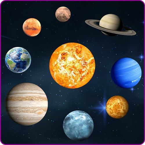 Lessons of planets