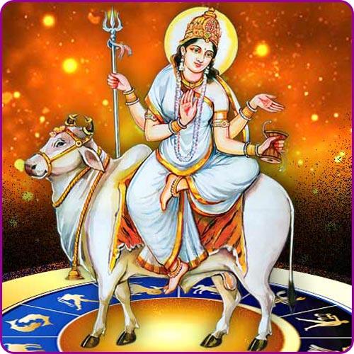 Mahagauri Devi