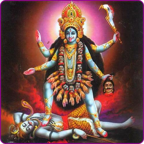 Mahakali Mantra