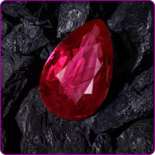 Pink Tourmaline Gemstones