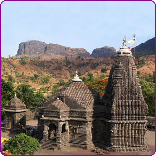 Puja at Trimbakeshwar Temple