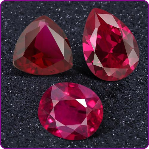 RUBY GEMSTONE (MANIK) BENEFITS, HOW TO WEAR, EFFECTS & HISTORY