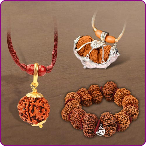 Rudraksha Combinations