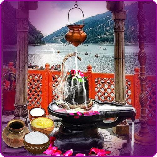 Rudra Abhishek Procedure