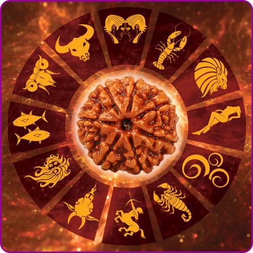 Rudraksha and Astrology