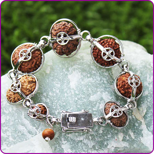 Rudraksha care and worship