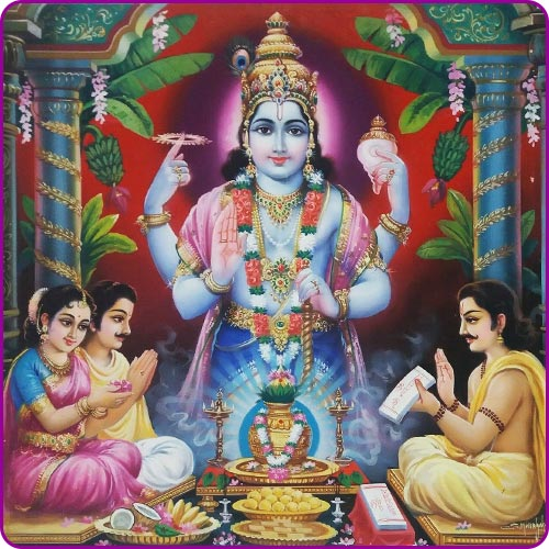 Satyanarayan Puja Samagri