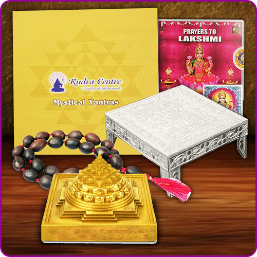 Shree Yantra Kit