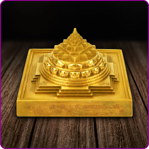Shree Yantra placement