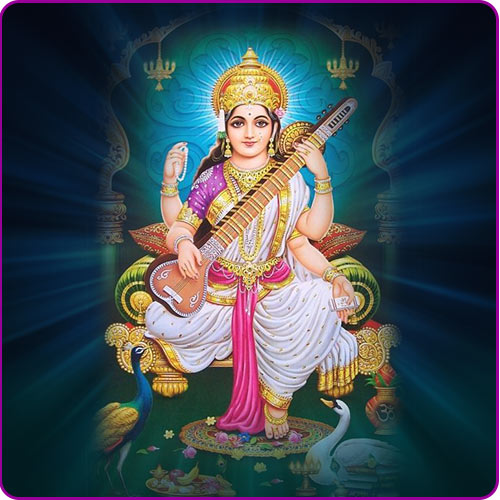 Stories of Goddess Saraswati