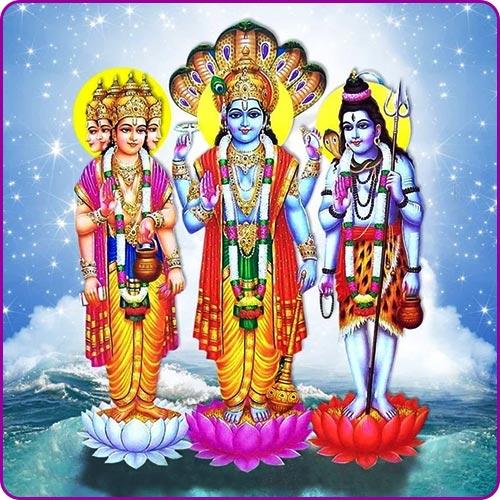 Trijuti -  Brahma Vishnu Mahesh