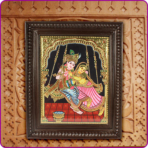 What is Tanjore Painting