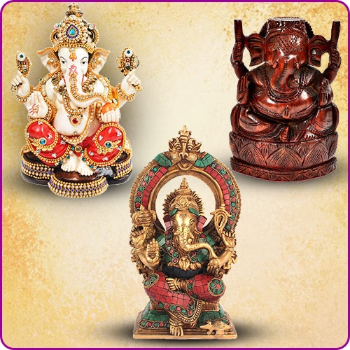 Vastu Ganesha Idols