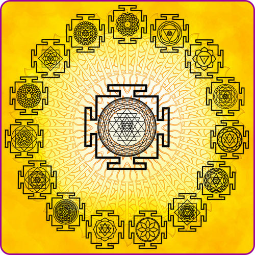 What are Yantras