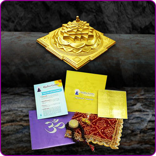 What you get with your Yantra