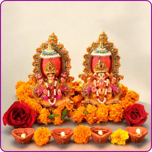 Why Lakshmi Ganesha are Worshipped Together on Diwali