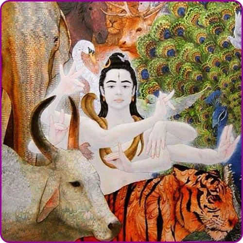 Lord Pashupatinath