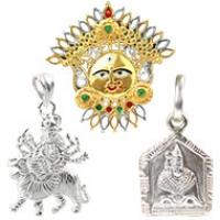 Maa Durga Pendants