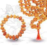 14 mukhi Hanuman Mala