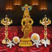 Vishnu & Krishna Pujas
