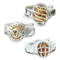 Divine Rudraksha Rings