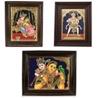 Tanjore (Thanjavur) Paintings