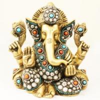 Ganesha Brass Idols