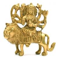 Maa Durga Brass Idols