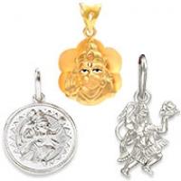 Lord Hanuman Pendants